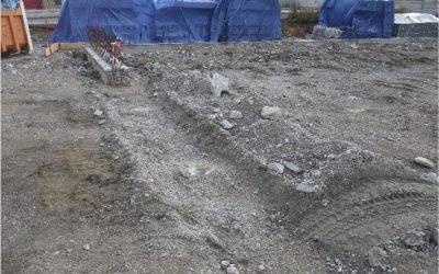 Construction d'un gymnase